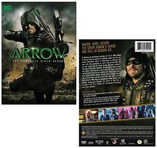 Arrow Season 1-6 DVD 2018 DVD
