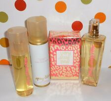 Victoria's Secret Limited Edition Very Sexy Now Eau De Parfum Four (4) Piece Lot