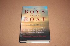 The Boys in the Boat : The True Story of an American Team's Epic Signed