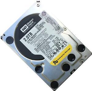 "2TB 3.5"" SATA HARD DRIVE HDD for Desktops PCs / CCTV / DVR LOT"