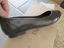 NEW BORN ANNIBELL BROWN SHOES WOMENS 6 SLIP ONS LOAFERS BALLERINA  FREE SHIP