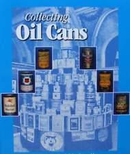 LIVRE/BOOK : BOITE DE HUILE de collection (Canette d'huile,Bidon d'huile,boîtes