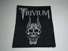 TRIVIUM SCREAMING SKULL WOVEN PATCH