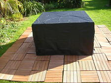 COVER COVERS FURNITURE RATTAN WICKER COVER PROTECTION PVC SEATER 4 6 CUBE GARDEN