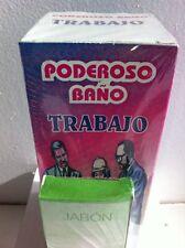 SPIRITUAL BATH AND SOAP COMBO PACK 8 FL OZ FOR JOB / WORK ( TRABAJO )