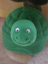 Turtle ~Felt Trinket Box & Matching Necklace