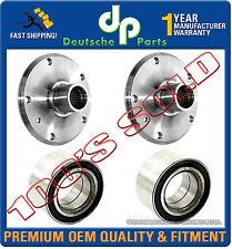 REAR Wheel Bearing Bearings Hubs 33411130617 + 33411093567 SET BMW E36 for E46