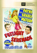 Footlight Serenade DVD 1942 John Payne Betty Grable Victor Mature Jane Wyman