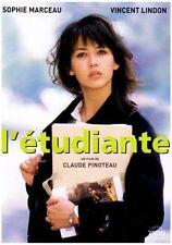 DVD *** L'ETUDIANTE *** Sophie Marceau neuf sous cello