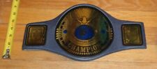 1998 WWF WWE Jakks Childrens Winged World Title Wrestling Championship Belt
