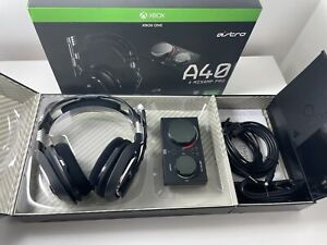 Astro A40 Gen 4 TR Gaming Headset & Mixamp Pro TR for Xbox Series X|S | Xbox One