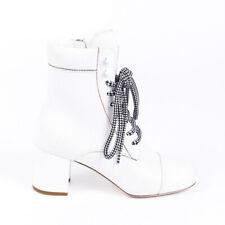 Miu Miu White Boots SZ: 35.5 (EU)