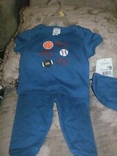 INFANT BOY'S 3 PC. DAD'S FIRST PICK OUTFIT