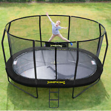 Jumpking 15ft X 10ft OvalPOD Trampoline - Needs a Enclosure