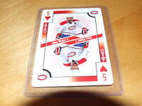 2017-18 O-PEE-CHEE PLAYING CARDS  SHEA WEBER