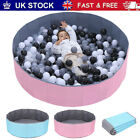 Portable Kids Ball Pit Ocean Ball Play Pool Soft Baby Toddler Playpen Game Toy
