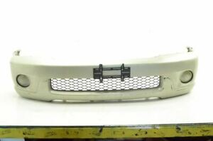 2001-2004 TOYOTA SEQUOIA 4.7L 2WD FRONT BUMPER ASSEMBLY WITH REINFORCEMENT