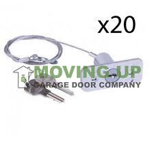 Garage Door Emergency Disconnect Release Key Lock x20