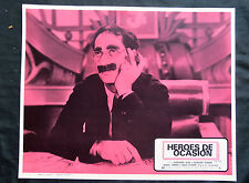 "THE MARX BROTHERS ""DUCK SOUP"" N MINT MEXICAN LOBBY CARD SET 1933 RE"