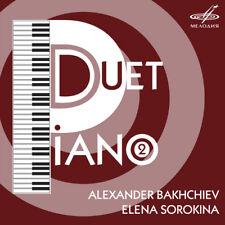 Alexander Bakhchiev : Alexander Bakhchiev/Elena Sorokina: Piano Duet - Volume 2