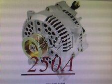 ALTERNATOR HIGH OUTPUT 250 Amp 5.4L 6.8 FORD F TRUCK 05 06 07 08 F250 F350 F450