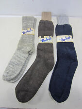 3 Pairs of Woolrich Men's Wool Hunting Socks NOS Size 12-13