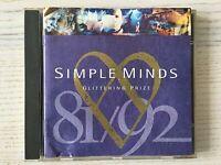 Simple Minds - Glittering Prize 1981-1992 - Cd Album