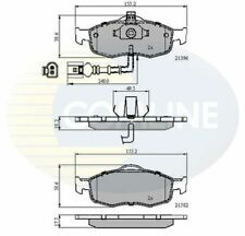 Front Brake Pads FOR FORD MONDEO I 1.6 1.8 2.0 93->96 CHOICE2/2 BNP GBP Comline