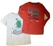 2 boys tops from JOULES, age 11-12