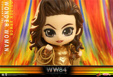 Hot Toys COSBABY COSB727 Wonder Woman Golden Armor 1984 HT Mini Figure Doll Toy