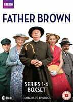 Father Brown Series 1,2,3,4,5  6 BBC [Official UK Release] [DVD]