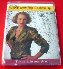 Talking Wine With Jilly Goolden Vol.II 2-Tape Audio Bk International Wine Guide
