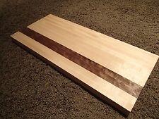 Cutting Board Maple/ Walnut Edge Grain