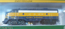 Bowser #24044 (Rd #1506) Alaska F-7A (Executive Line) Locomotive DC