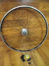 CYCLEOPS POWER TAP MAVIC OPEN PRO 32H 8 9 10 SPEED SHIMANO CLINCHER WHEEL & HEAD