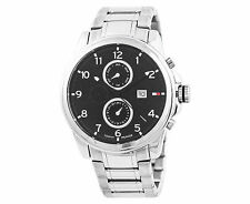 Tommy Hilfiger Stainless Steel Band Men's Casual Watches