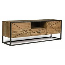 TV Cabinet 2A-1C Egon, in Acacia