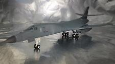 * Herpa Wings 558181 US Air Force Rockwell B-1B Lancer Georgia ANG 128th Bomber