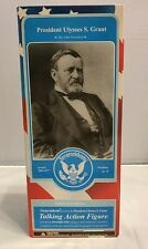 RARE President Ulysses S. Grant Action Figure NEW IN BOX