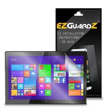 1X EZguardz LCD Screen Protector Shield HD 1X For Toshiba Satellite Click 2 13.3