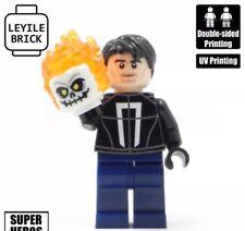 LEYILE BRICK Custom Robbie Reyes Lego Minifigure