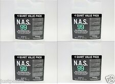 OPI Nail Treatment N.A.S. 99 NAS Antiseptic Gel Cleanser REFILL 32oz/960ml x 4