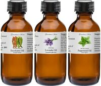 2 oz Essential Oils - 2 fl oz - 100% Pure Therapeutic Grade - Huge Oil Selection