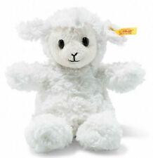 Steiff Soft Cuddly Friends Fuzzy Lamb Small with FREE Steiff gift Box EAN 73403