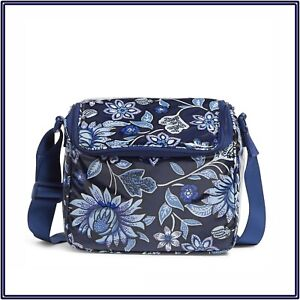 NWT Vera Bradley Stay Cooler Insulated Lunch Bag Travel Picnic Summer Camp