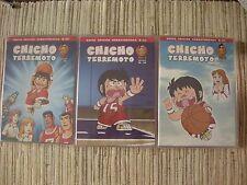 DVD MANGA CHICHO TERREMOTO DASH! KAPPEI SERIE COMPLETA 65 EPISODIOS 16 DVD NUEVA