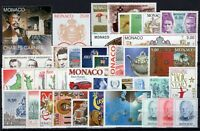 S138392/ MONACO / COMPLETE YEAR 1998 MINT MNH CV 144 $