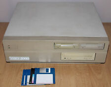 PC Computer Commodore Amiga 2000 7MHz 3MB 2x 880kB Zorro ISA Kickstart 3.1 SCSI