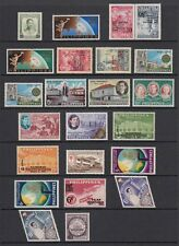 (RP61) PHILIPPINES - 1961 COMPLETE YEAR STAMP SETS. MUH