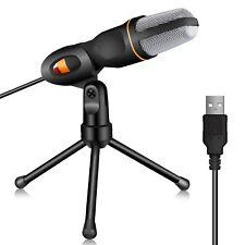 Tonor USB Micrófono de condensador profesional podcast